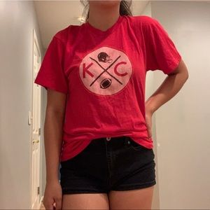 Kansas City Chiefs Bunker T shirt